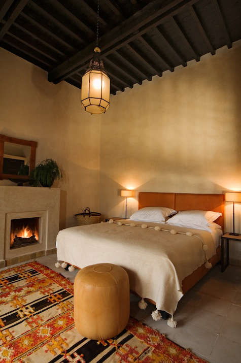 Hotels  Lodging Kasbah Bab Ourika in Morocco portrait 10