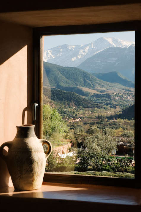 Hotels  Lodging Kasbah Bab Ourika in Morocco portrait 12