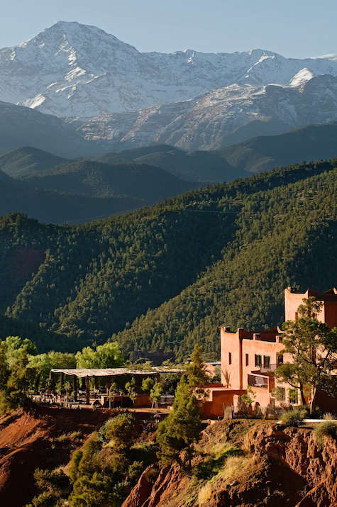 Hotels  Lodging Kasbah Bab Ourika in Morocco portrait 4
