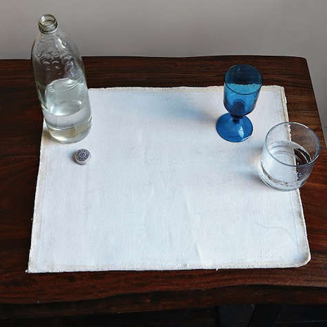 Tabletop New Canvas Placemats  Runners at West Elm portrait 4