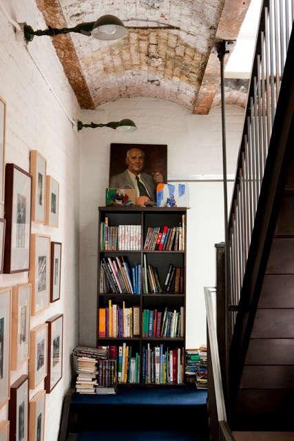 Architect Visit Diana Kellogg in NYC portrait 12