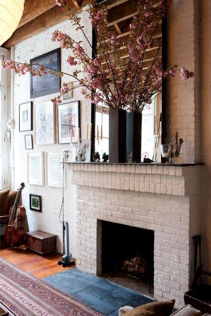 Architect Visit Diana Kellogg in NYC portrait 6