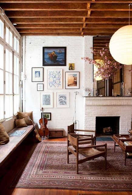 Architect Visit Diana Kellogg in NYC portrait 5