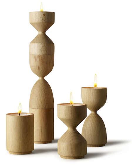 Accessories Totem Votive Candles at MoMA portrait 2