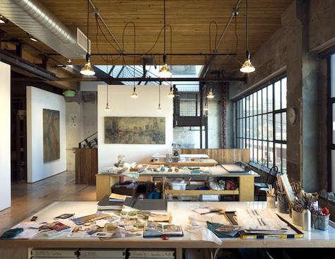 ok artist studio large