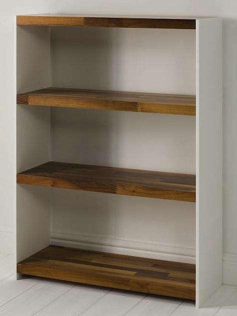 Walnut  20  Bookcase  20  DUO