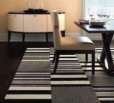 Black  20  and  20  White  20  FLOR  20  rug  20  kit
