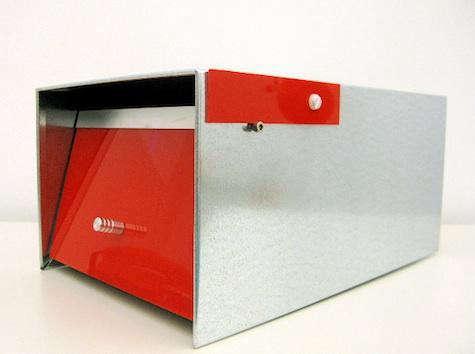 Neutrabox  20  Modern  20  Mailbox