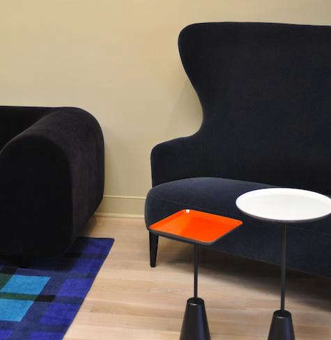 Spot tables in situ two