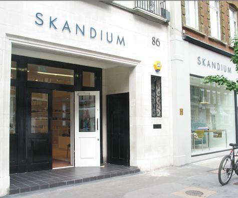 Shoppers Diary Skandium in London portrait 3