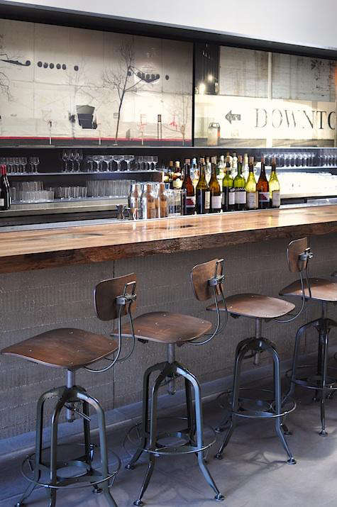 bar agricole bar vertical