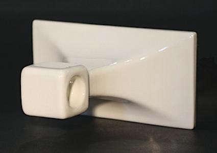 graystone collection towel bar