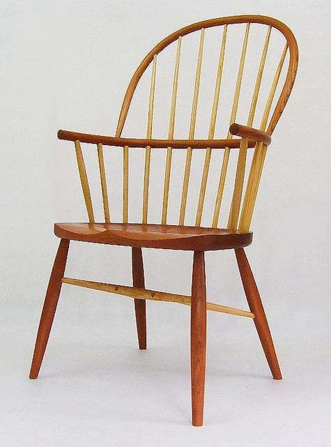 koji katsuragi windsor chair