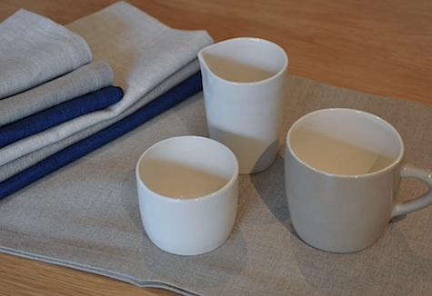 march linens plus pottery