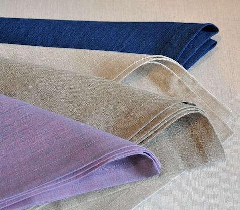march linens table napkins color array