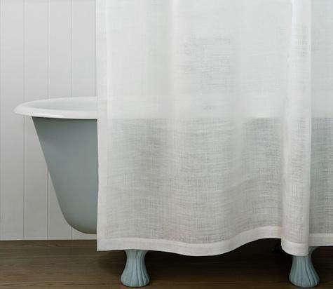 balineum shower curtain elinor