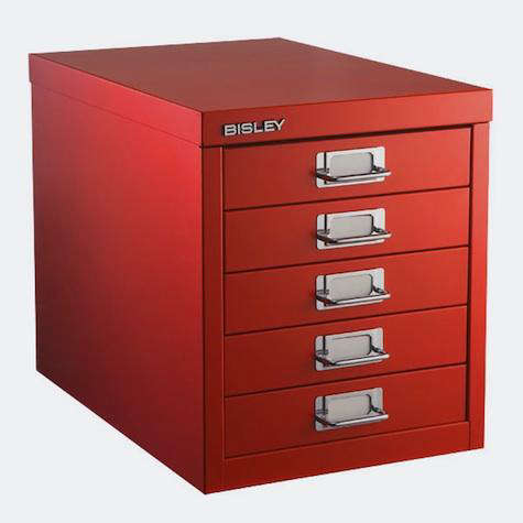 Office Red Storage Accessories portrait 4