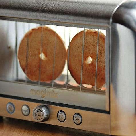 magimix vision toaster bagels