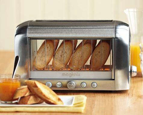 magimix vision toaster baguette