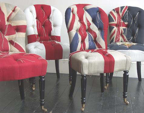 howe flag chair