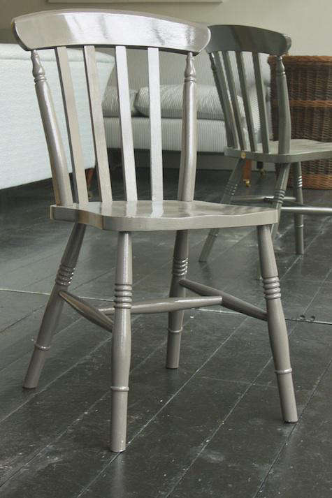Furniture Painted Windsor Chairs from Howe in London portrait 5