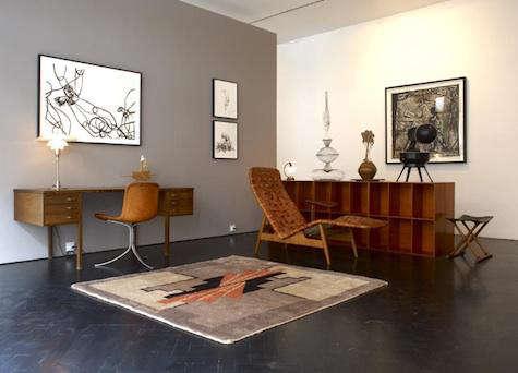 Art Visit Tasters Choice at the Stephen Friedman Gallery portrait 3