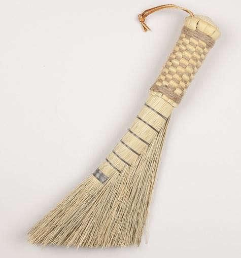 turkey wing whisk broom