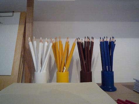 antwerp  20  pencils
