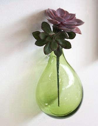 flora  20  grubb  20  hanging  20  vase  20  green