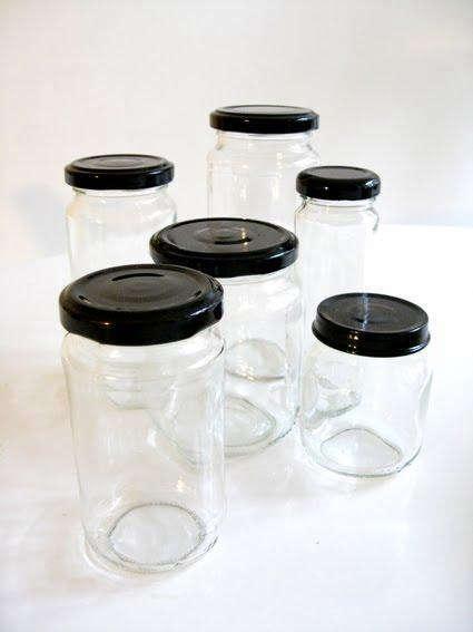 jar  20  tops  20  painted  20  black