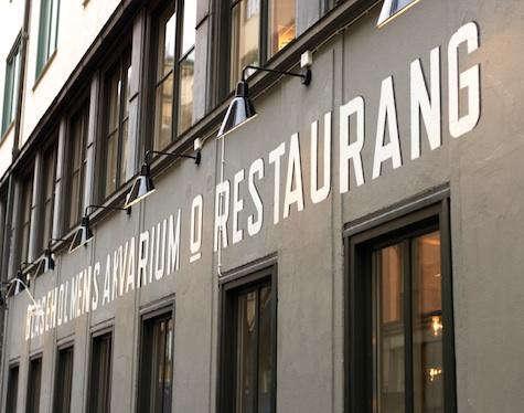 Restaurant Visit BAR in Stockholm portrait 3