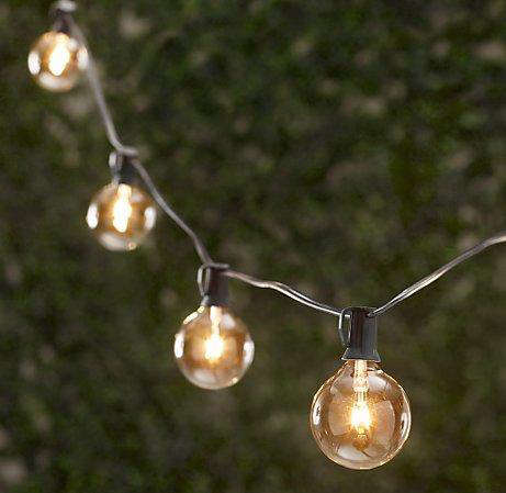 Outdoors CafStyle String Lights portrait 5