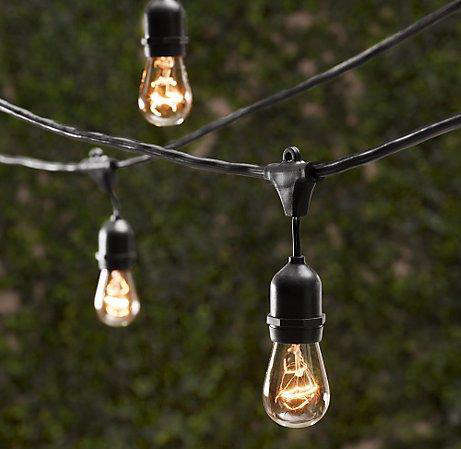 Outdoors CafStyle String Lights portrait 9