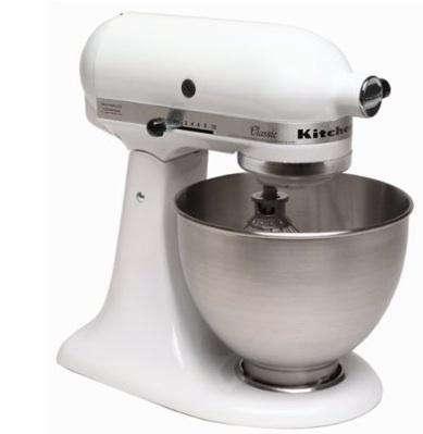 KitchenAid  20  K45SS  20  Classic  20  Mixer