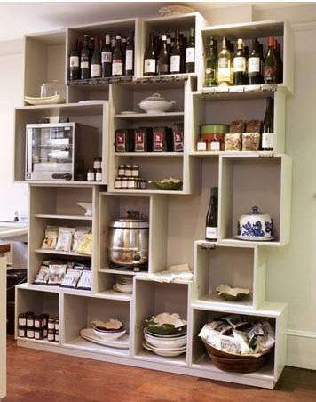modern  20  pantry  20  shelf
