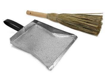 portuguese  20  broom  20  dustpan
