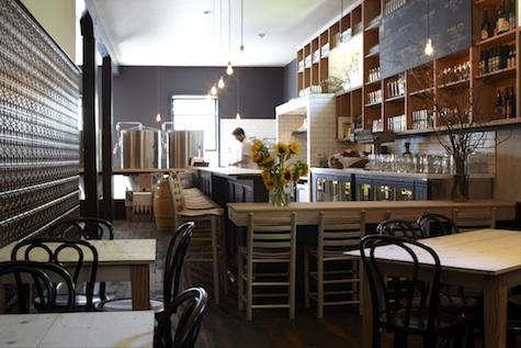 Restaurant Visit Mill Valley Beerworks in Marin County portrait 3