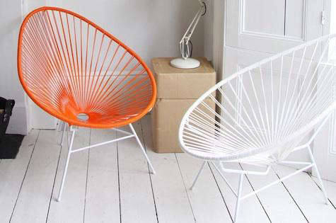 Furniture Acapulco Chair in Indoor Settings portrait 5