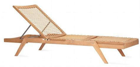 10 Easy Pieces Outdoor Chaise Lounges portrait 4