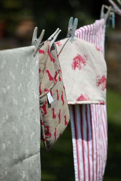 Fabrics  Linens Emily Bond in Bristol portrait 7