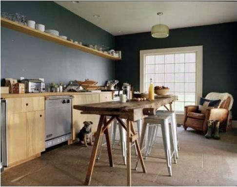 Kitchen Single Wood Shelf Roundup portrait 4