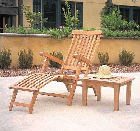 10 Easy Pieces Outdoor Chaise Lounges portrait 10