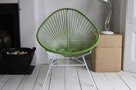 Furniture Acapulco Chair in Indoor Settings portrait 8