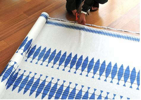 Fabrics  Linen Almedahls Herring Fabric at Huset Shop portrait 5