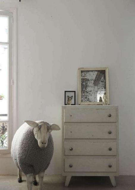 Design Sleuth LalannesStyle Sheep as Decor portrait 4