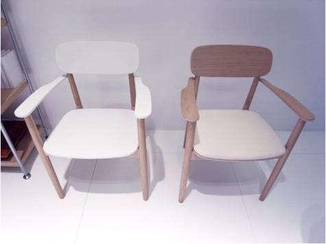 Furniture Naoto Fukasawa 130 Chair Series for Thonet portrait 3