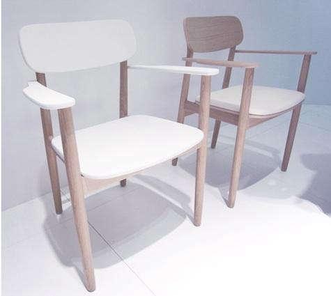 Furniture Naoto Fukasawa 130 Chair Series for Thonet portrait 4