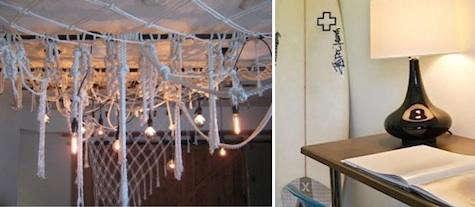 postcard inn two lamps