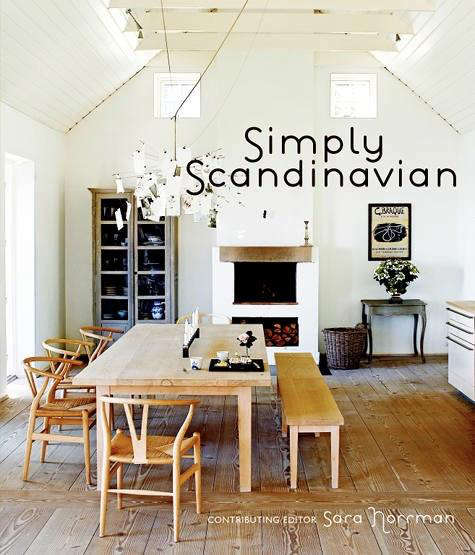 Required Reading Simply Scandinavian by Sara Norrman portrait 3