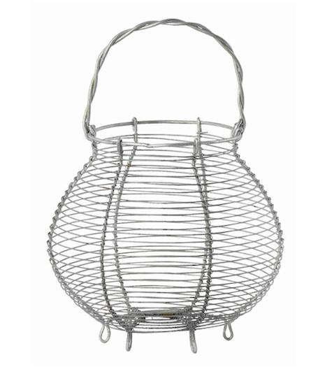 summerhill bishop egg basket